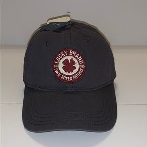 Lucky Brand Adjustable Baseball Hat